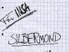 SILBERMOND Ag - DinA4 Blatt