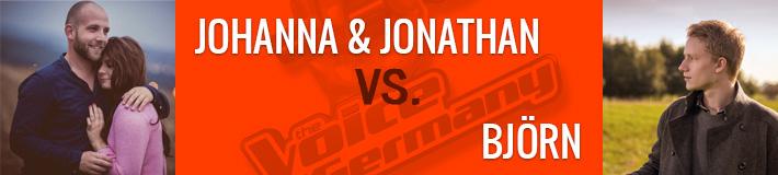 Johanna und Jonathan vs. Björn